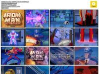[怀旧动画补全计划][1995][钢铁侠][第一季][国语][无字][480P][DVDRip][13集]