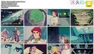 [怀旧动画补全计划][太空突击队][铁船长][1978年][52集全][日语][中文]